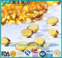 Omega 3 fish oil softgel in bulk