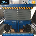 SJY series hydraulic manual electric mobile scissor lifts and platform