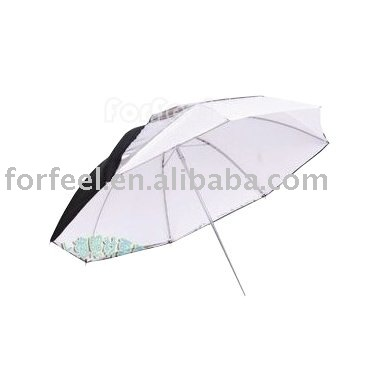 Diameter 33 inch Removable Double-layer Photographic Umbrella