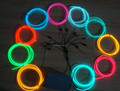 electroluminescent wire / High brightness EL Wire / el wire products