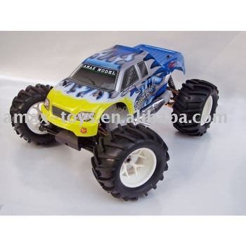 250-83pro 1:8 nitro powered 4WD off-road truck