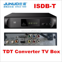 2016 cheapest tdt sintonizador tv digital decodificadores fta isdb-t chile