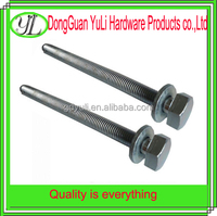 high quality special hex head g8.8 m12x1.5 bolt