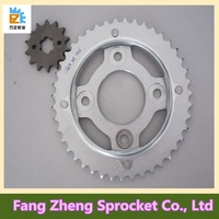 Motorcycle Parts Chain and Sprocket for Brazil Market