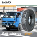 SHIMO ST901 new tires bulk wholesale rubber truck tires 12.00R24