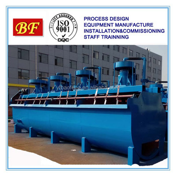 Graphite Ore Processing Plants/flotation beneficiation plant