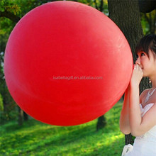 2014 hot sale 36 inches big Latex Balloons,Giant balloons