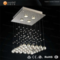 Battery Operated Pendant Lights Chandelier,Downlight Crystal OM756-35