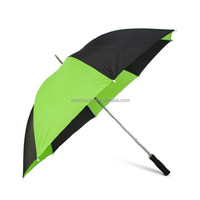 Golf straight color changing umbrella for sale