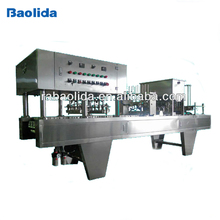 Automatic electric power BHP-4 rotary mineral water cup sealing filling machine