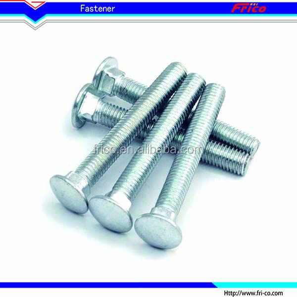 Stainless Steel DIN/ISO Hexagon Set Bolts and Nuts
