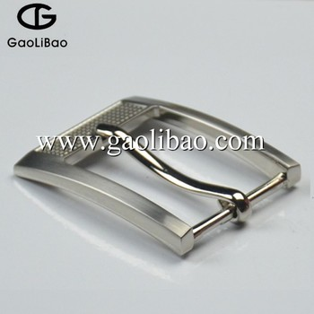High quality Pin belt buckle 30mm Single pin buckles OEM ODM zinc alloy ZK-300191