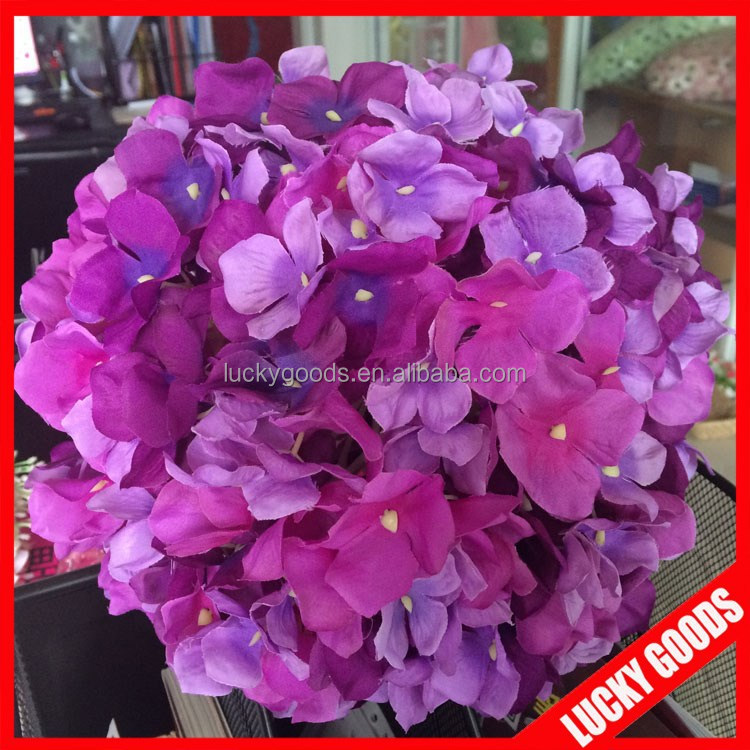 shopping center or wedding hanging purple flower decorative balls wholesale
