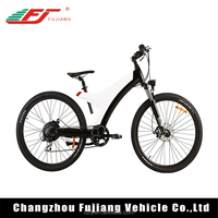 No Foldable Aluminum Alloy Frame Material Electric Mountain Bike Bicycle