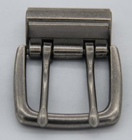 FJ Junqi metal turning double pin buckle