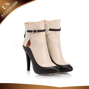 Fashion Office Style Women High Heel Dress Shoes