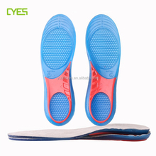 Soft removable odor free silicone gel safety shoe inserts silicone pad