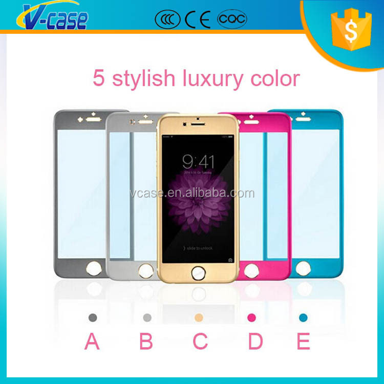 Best Sale 0.33mm 2.5D Anti-Shock Color glass screen protector for Samsung galaxy note 2 N7100