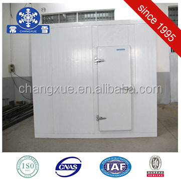 cold storage box for frozen meat and fish with -20 degree