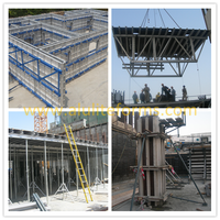 Aluminium Alloy Construction Formwork Concrete Formwork Supplier