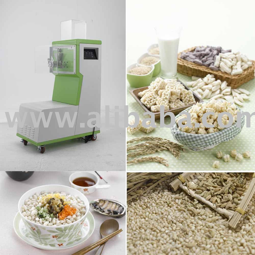 Nutritious Snack Extruder