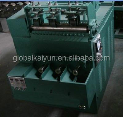 No overseas service provided After-sales Service Provided stainless steel scourer making machine