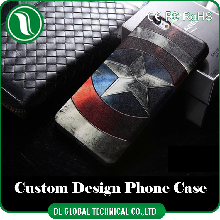 For iPhone 6 Custom Printed Phone Case Soft TPU Custom Design Mobile Phone Case For iPhone 6s