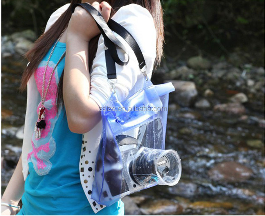 Waterproof Underwater Housing Case Pouch Camera Dry Bag