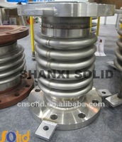 Expansion Joint - stainless steel expansion joint with flange