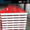 newly-designed eps/rock wool/pu sandwich panel,low cost building material