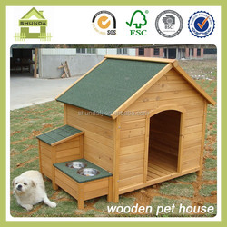 SDD0405 Deluxe Wooden Pet Houses for Dog