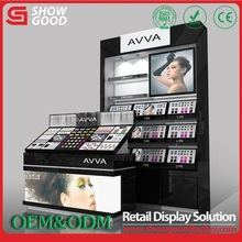 perfume display cosmetic display stand makeup store furniture