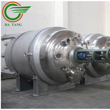 Stainless steel 50L-20000L jacket mini low price high quality specification chemical industrial factory reactor tank