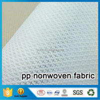 Hydrophobic Spunbond PP Nonwoven Fabric For Disposable Nonwoven Bed Sheet