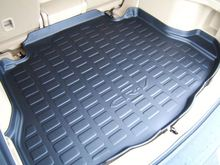 HS008 Plastic PP Rubber Boot Shoe Mats Rear Car Auto Trunk Cargo Tray