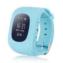 shenzhen manufacture wholesale Children Smartwatch Phone Q50 For Kids Tracking GPS Watch