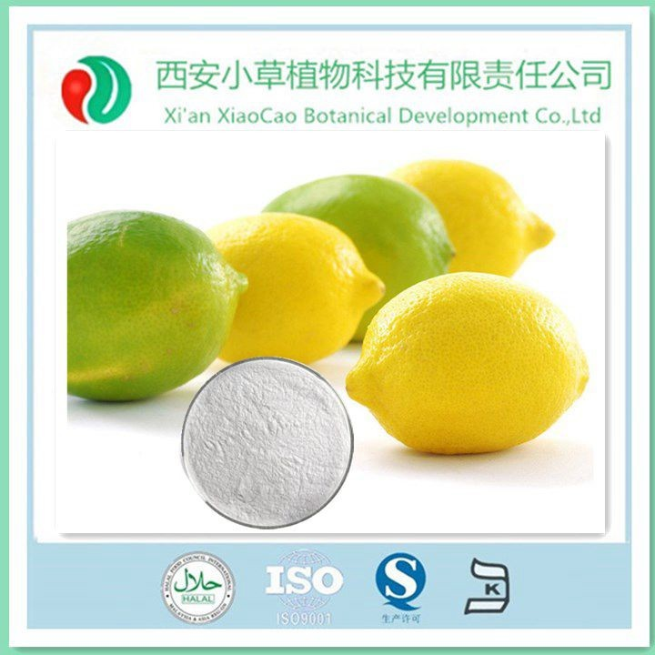 Manufacturer Supply 100% Pure Citrus limon (L.) Burm. F./Yellow Lemon Powder