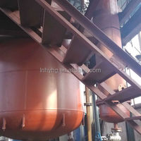 Chemical Steel Reactor Heating And Cooling