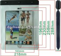 innovative waterproof tablet pc case