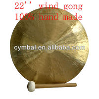 chinese traditional gong,100%Hand Made WIND GONG