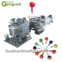 Massive irregular lolly candy making machines ice machine hot sale lollipop production line