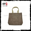Standard size canvas material tote bag For promotional