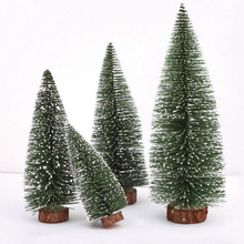 Mini Christmas Snow Tree Small Pine Tree XMAS Decoration Tree