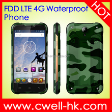 Landrum Z8 MTK6735P Quad Core FDD 4G LTE Android 5.1 OS IP67 Waterproof rugged smart phone