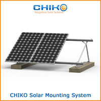 solar panel installation bracket