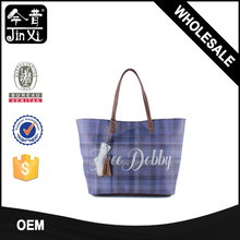 Classic Atmosphere Lattice Fashion Hand Bags