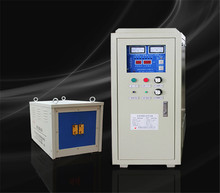 Induction welding preheat stress relieving heating treatment machine PWHT