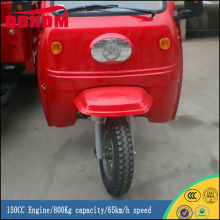 Multiple Use 150CC Engine Diesel Passenger Tricycle