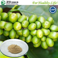 2015 top quality extract of green coffee beans fat burner
