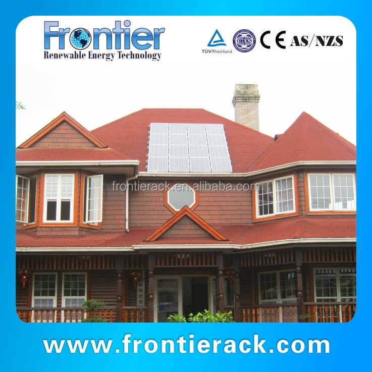 Household solar Systems For Tile Roof